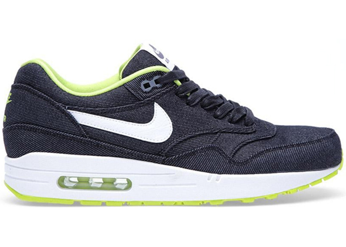 e195ae942b Sell. or Ask. Size: 14. View All Bids. Air Max 1 Black Denim Cyber
