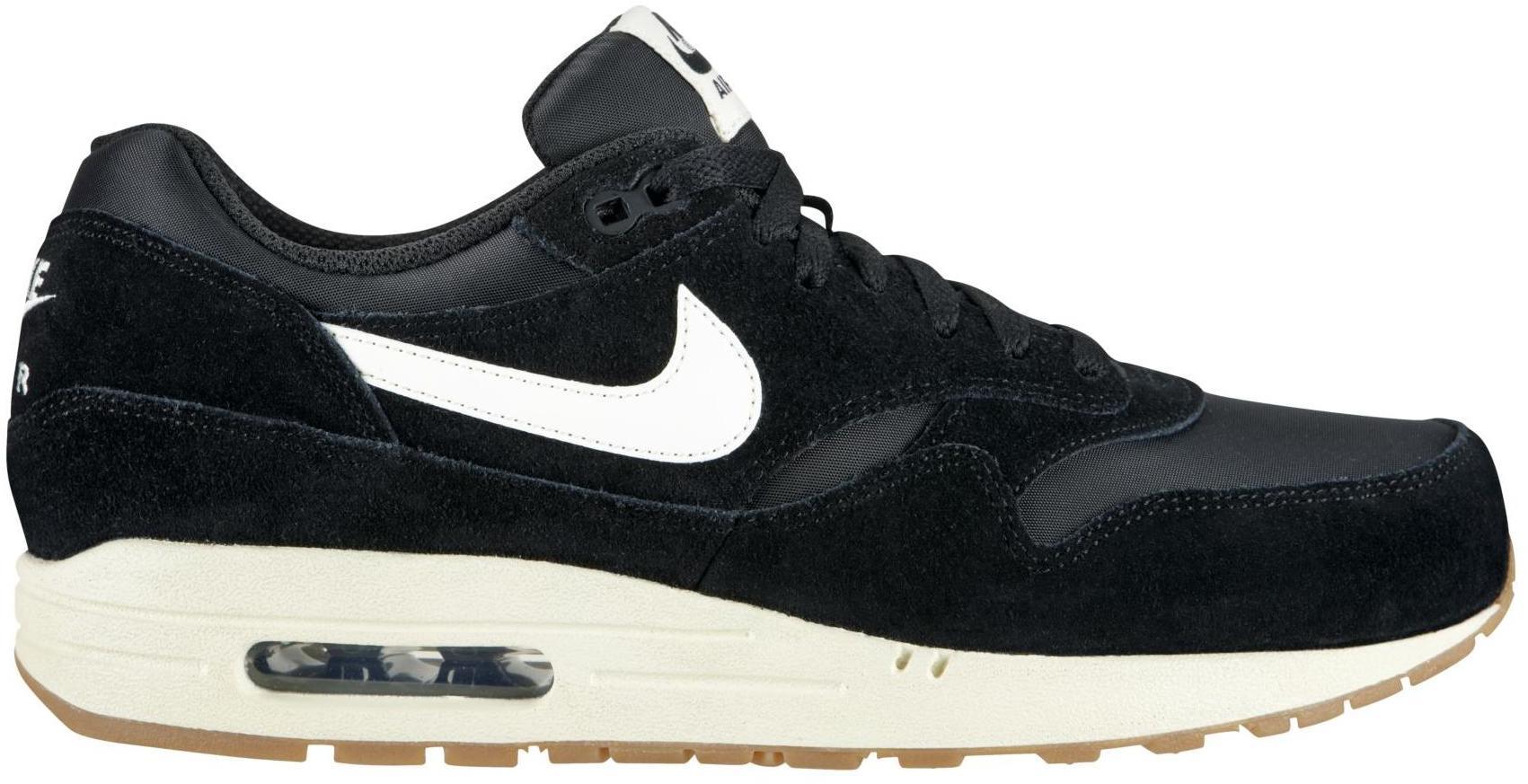 Nike Air Max 1 Black Gum Light - 537383-011
