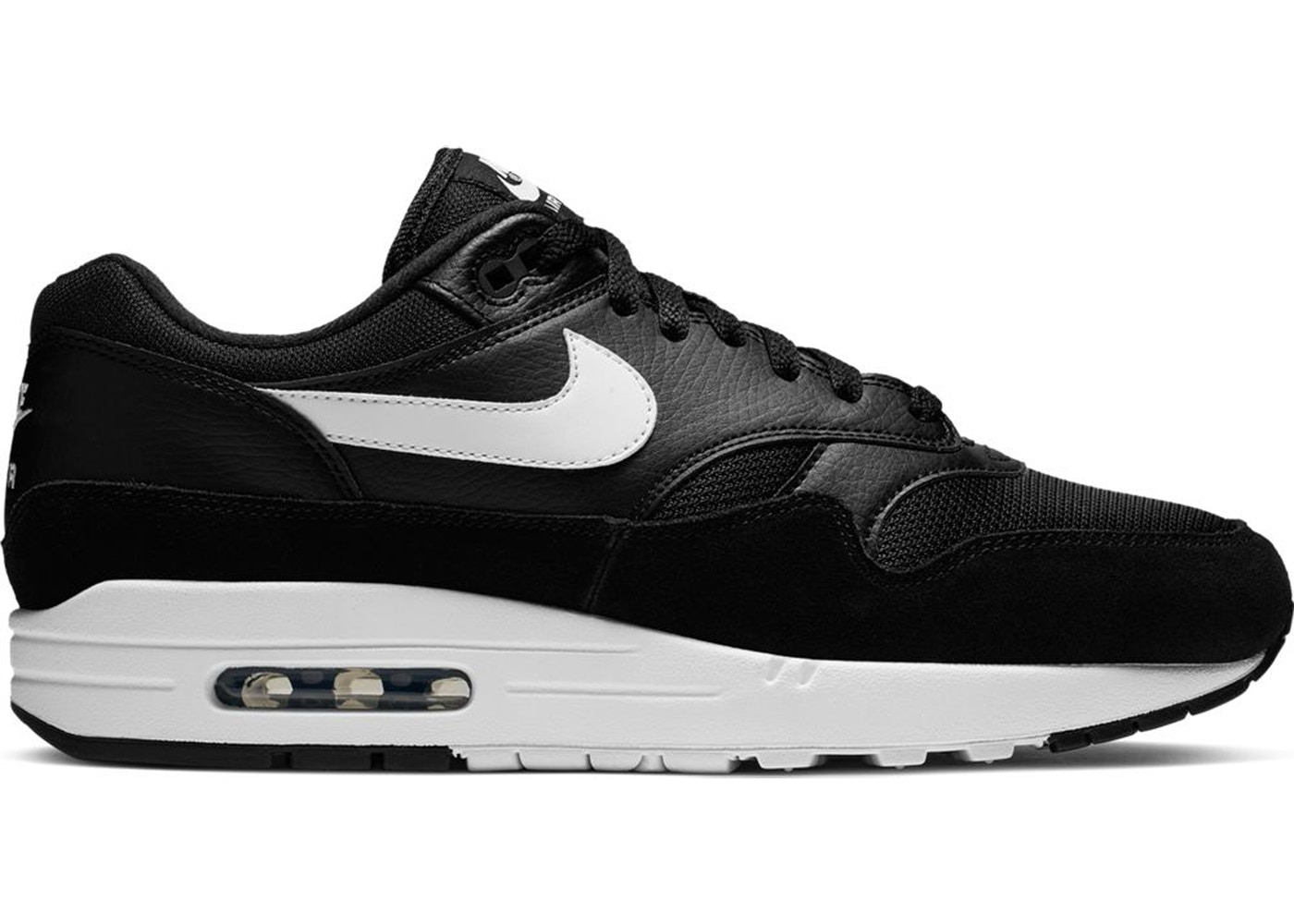 Nike Air Max 1 Black White (2019)
