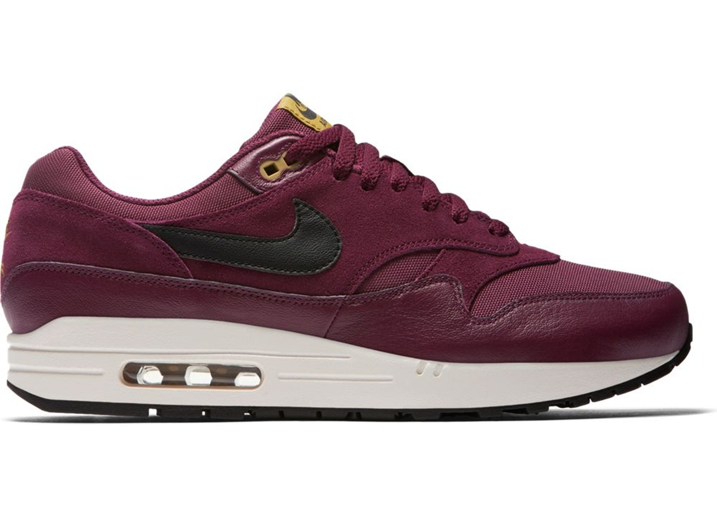 Air Max 1 Bordeaux Desert Moss - 875844-601 4173195c0