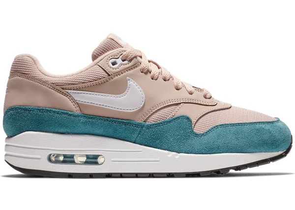742eb8058223 Air Max 1 Celestial Teal Particle Beige (W)