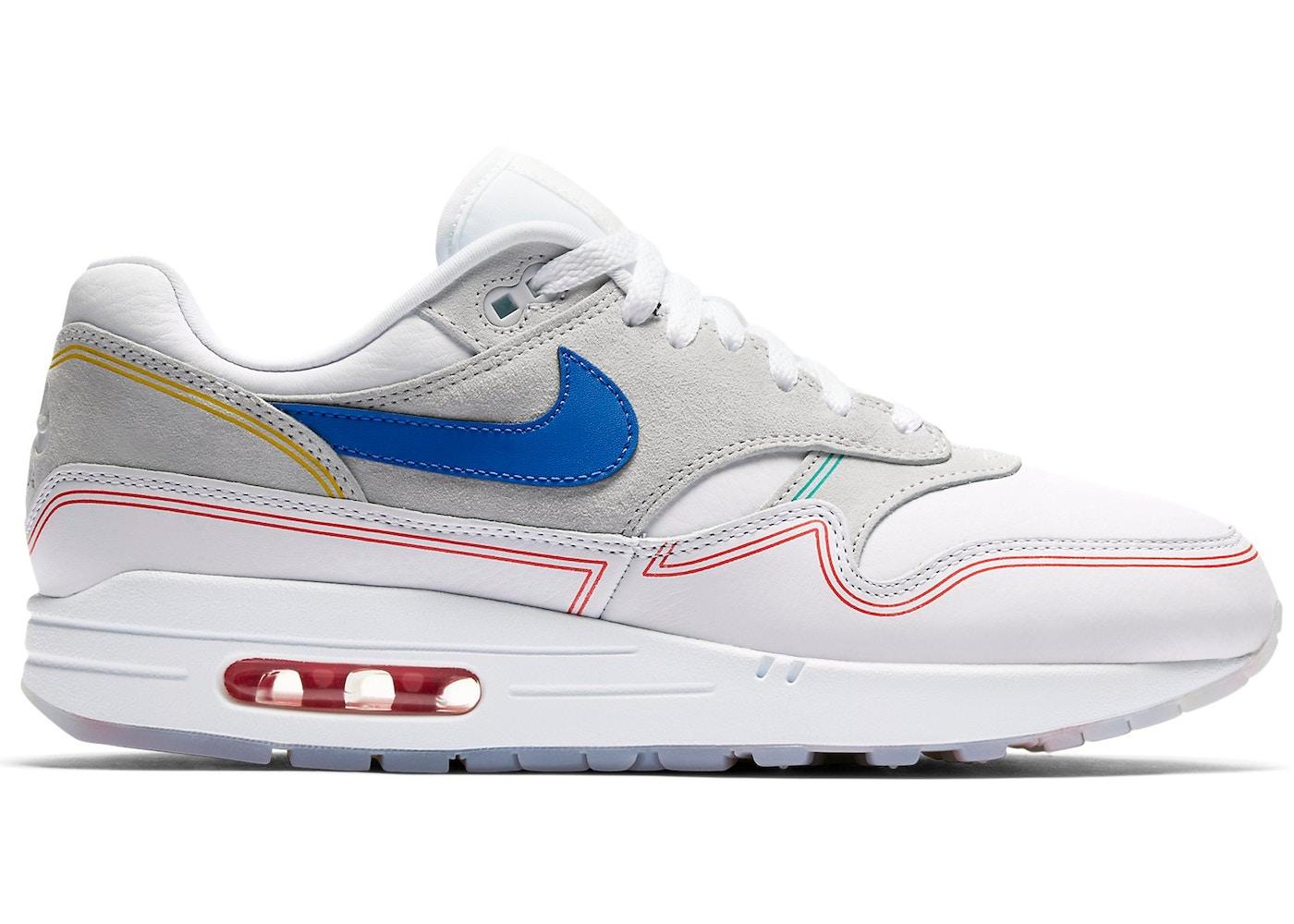 2ab40985b89 Comprar Descuento Nike Air Max 1 Mujer Mejor Precio Zapatillas Amolan  ES6l4O1380