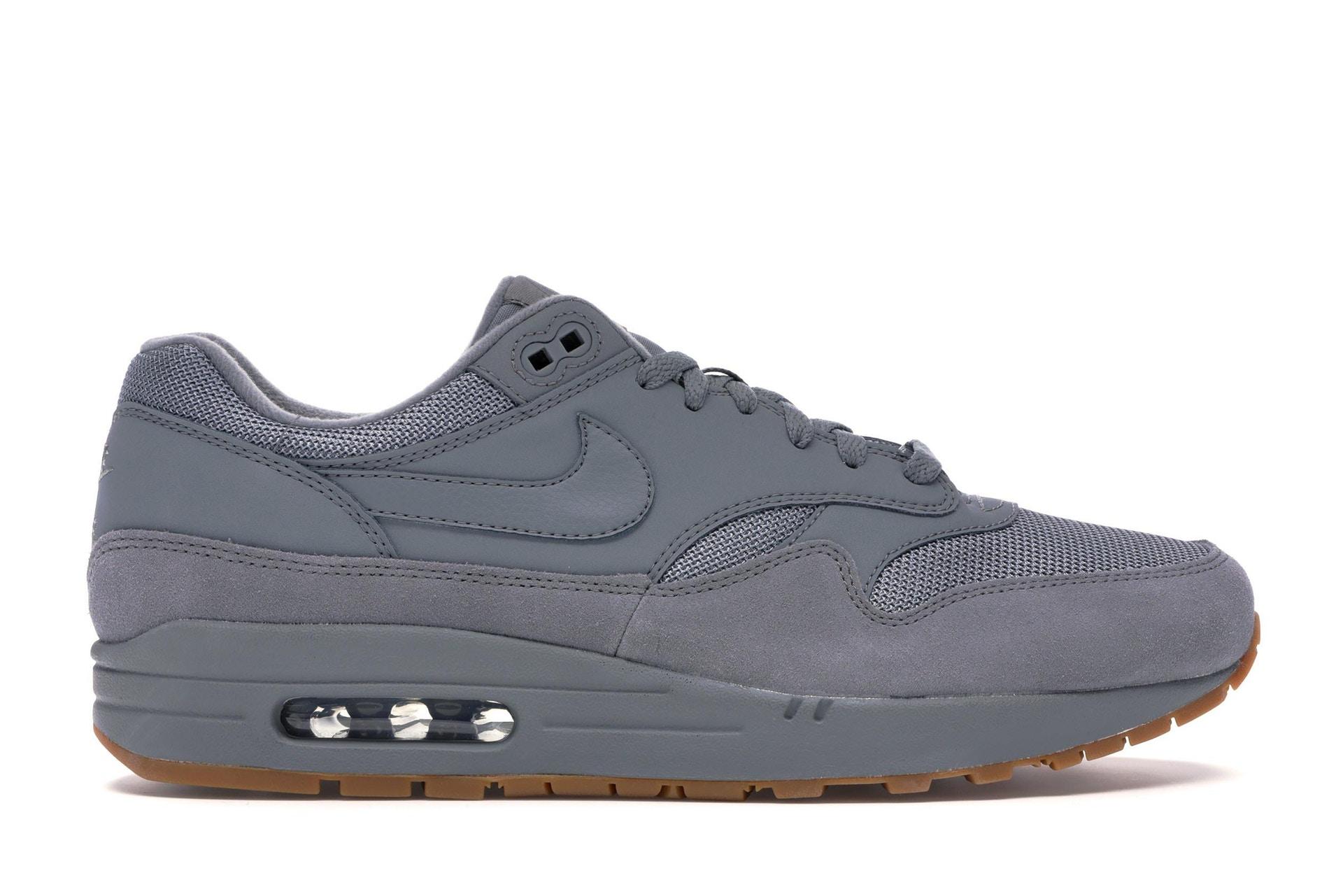 Nike Air Max 1 Cool Grey Gum - AH8145-005