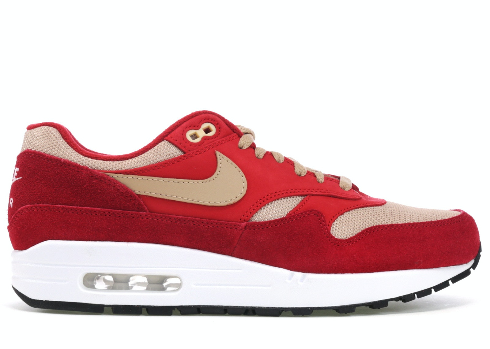 Air Max 1 Curry Pack (Red)