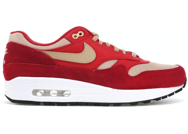 hot sales cheaper exquisite style Air Max 1 Curry Pack (Red)