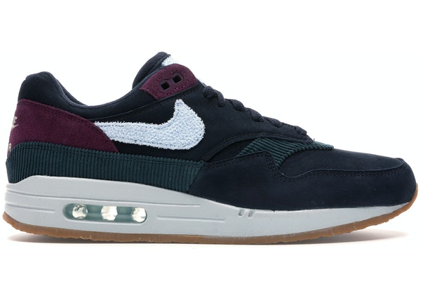 another chance buy online order Air Max 1 Dark Obsidian Crepe Sole