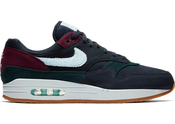 buy popular 2ce49 d7939 Air Max 1 Dark Obsidian Crepe Sole