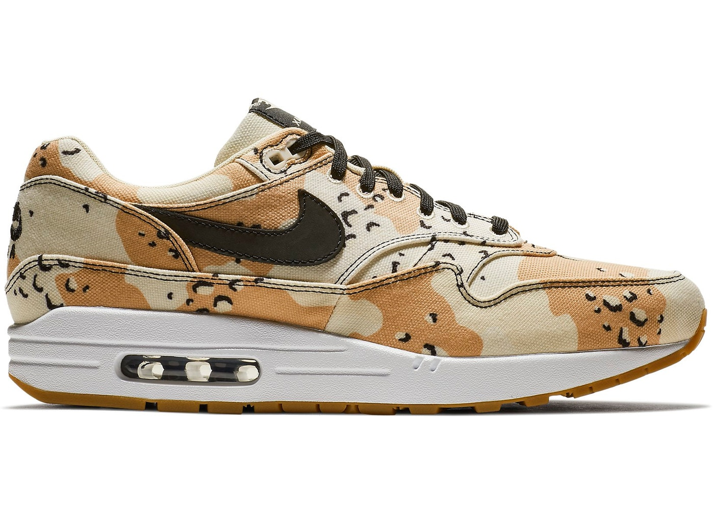 af2ada82502c4 Sell. or Ask. Size --. View All Bids. Air Max 1 Desert Camo