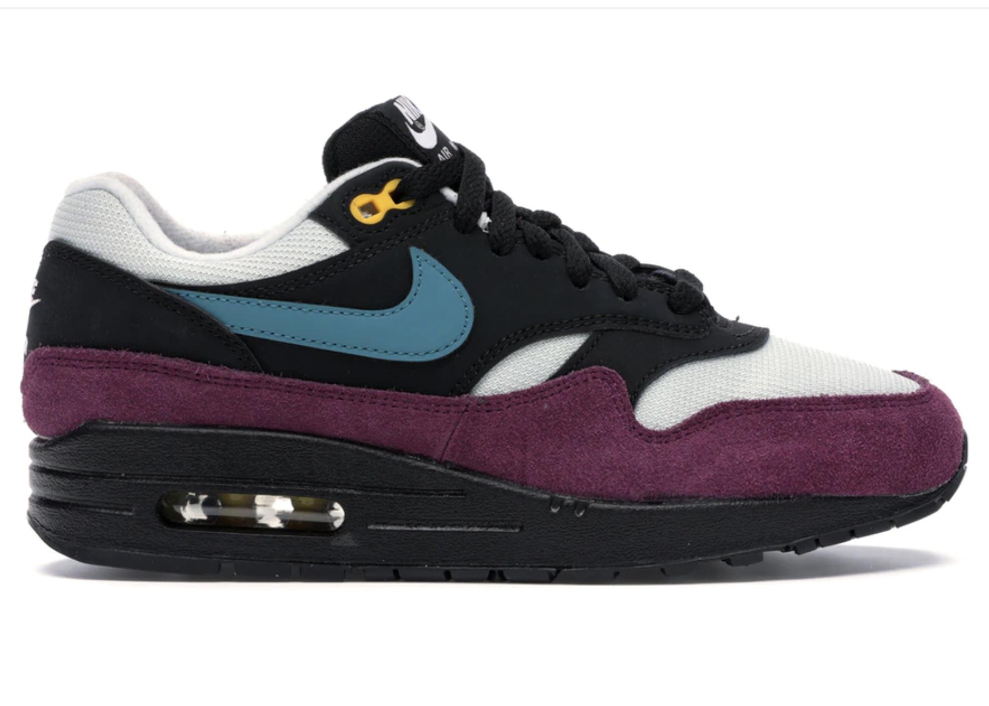 Nike Air Max 1 Golf Black Geode Teal (W