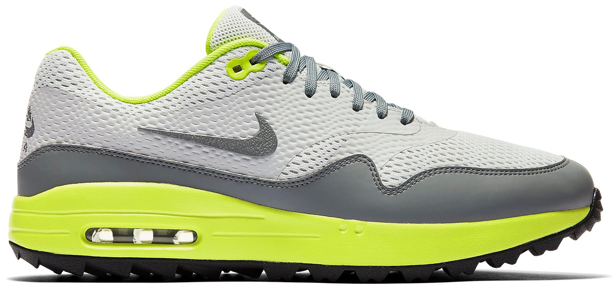 Nike Air Max 1 Golf Grey Fog Lemon