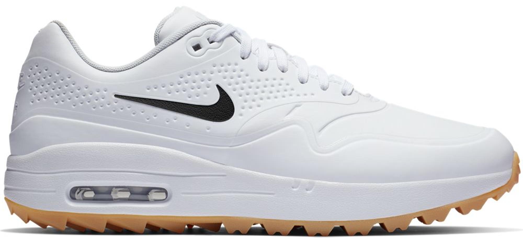 Nike Air Max 1 Golf White Gum Black