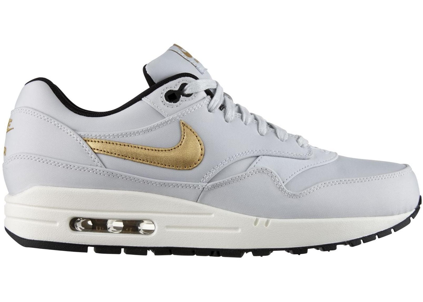 new style bebbe 96dbf Sell. or Ask. Size  13. View All Bids. Air Max 1 Gold Trophy