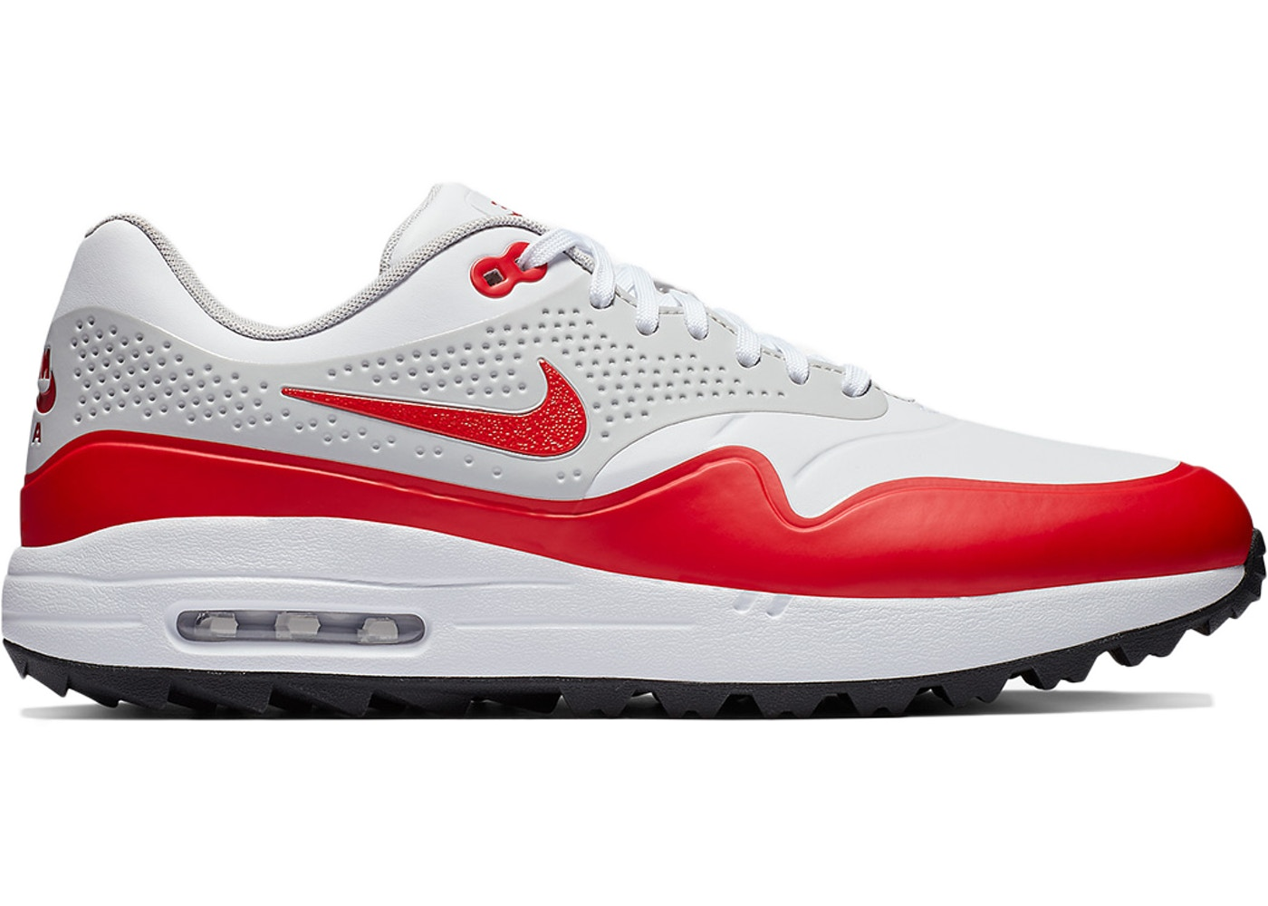 new styles d1308 cb0b7 Air Max 1 Golf Sport Red - AQ0863-100