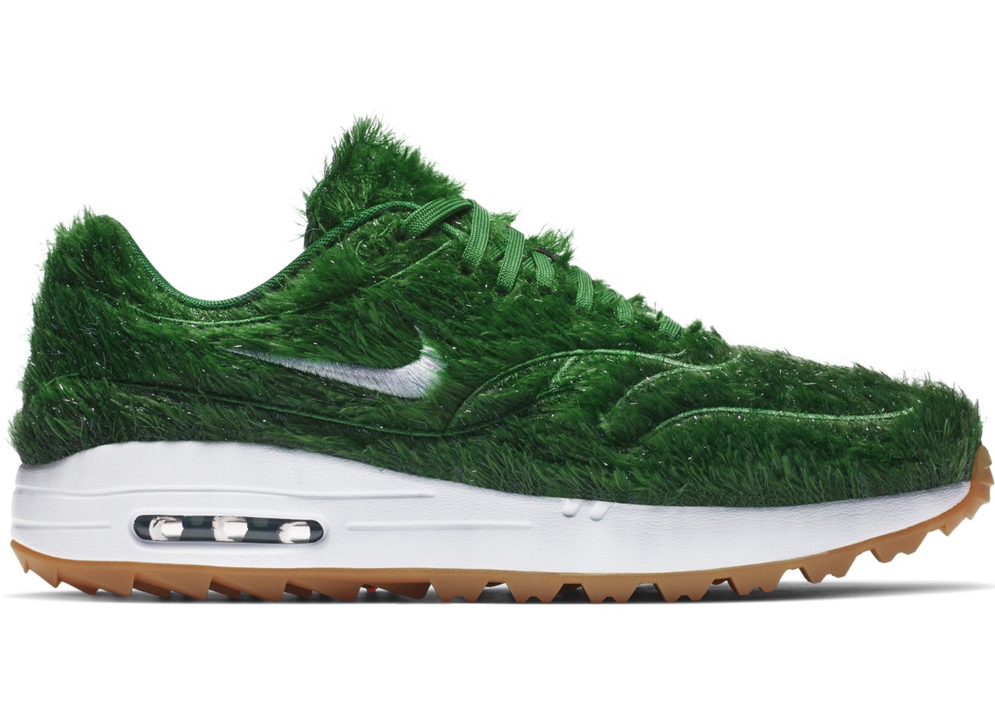 reputable site ffba5 0a48f Air Max 1 Golf Grass