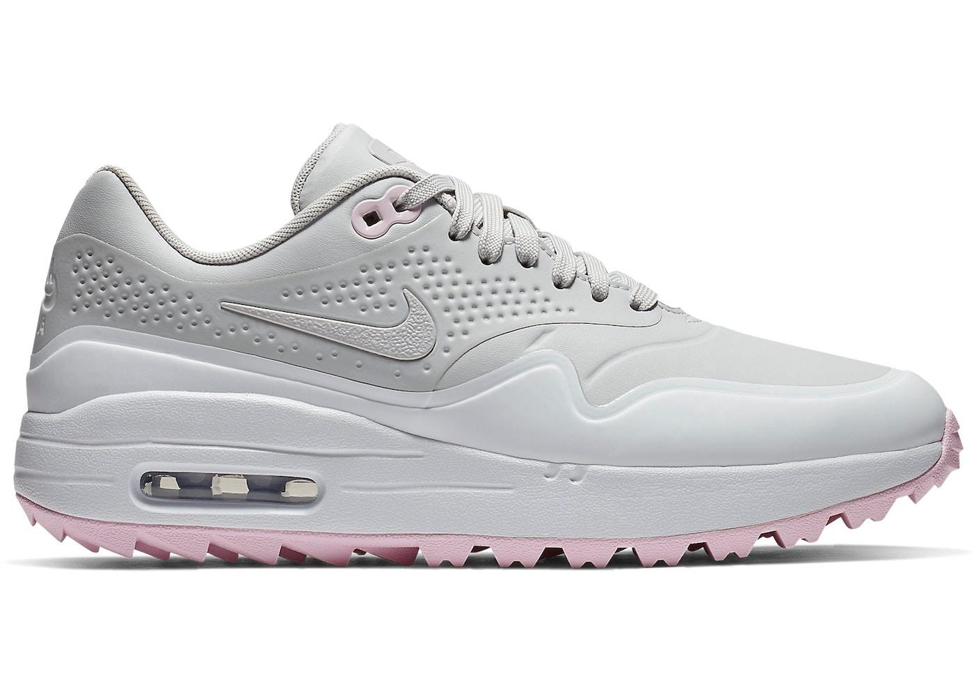 6fc1f68443b Air Max 1 Golf Vast Grey Pink Foam (W) - AQ0865-001