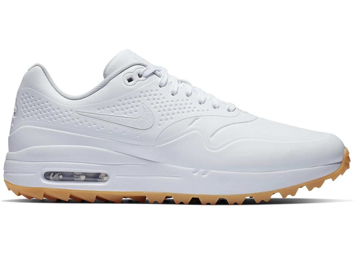 low priced 8a835 03aad Air Max 1 Golf White Gum