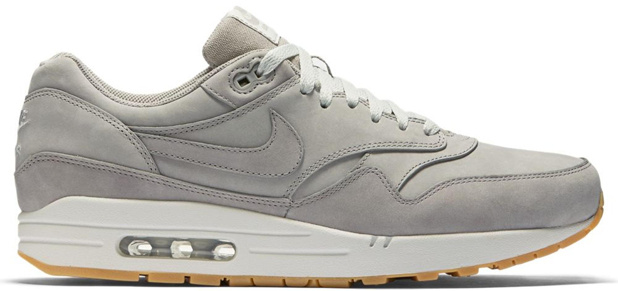 Nike Air Max 1 Grey Gum - 705282-005