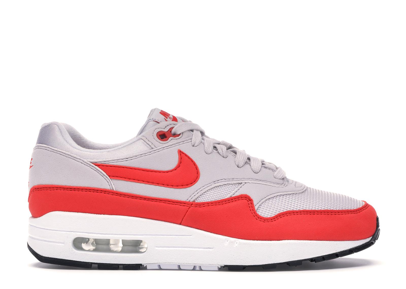 Nike Air Max 1 Habanero Red (W