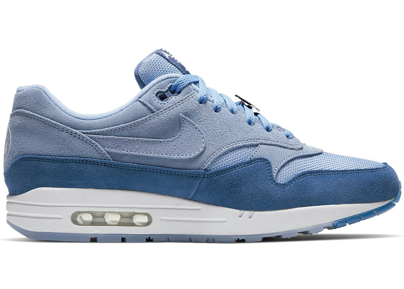 purchase cheap 816f1 f220a Air Max 1 Have a Nike Day Indigo Storm