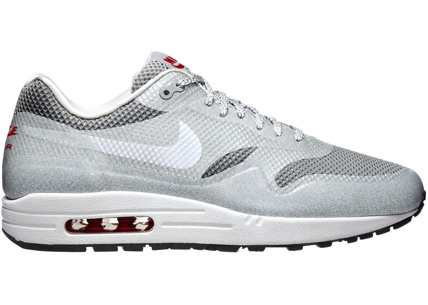 watch 03b9b 880ca Air Max 1 Hyperfuse Matte Silver