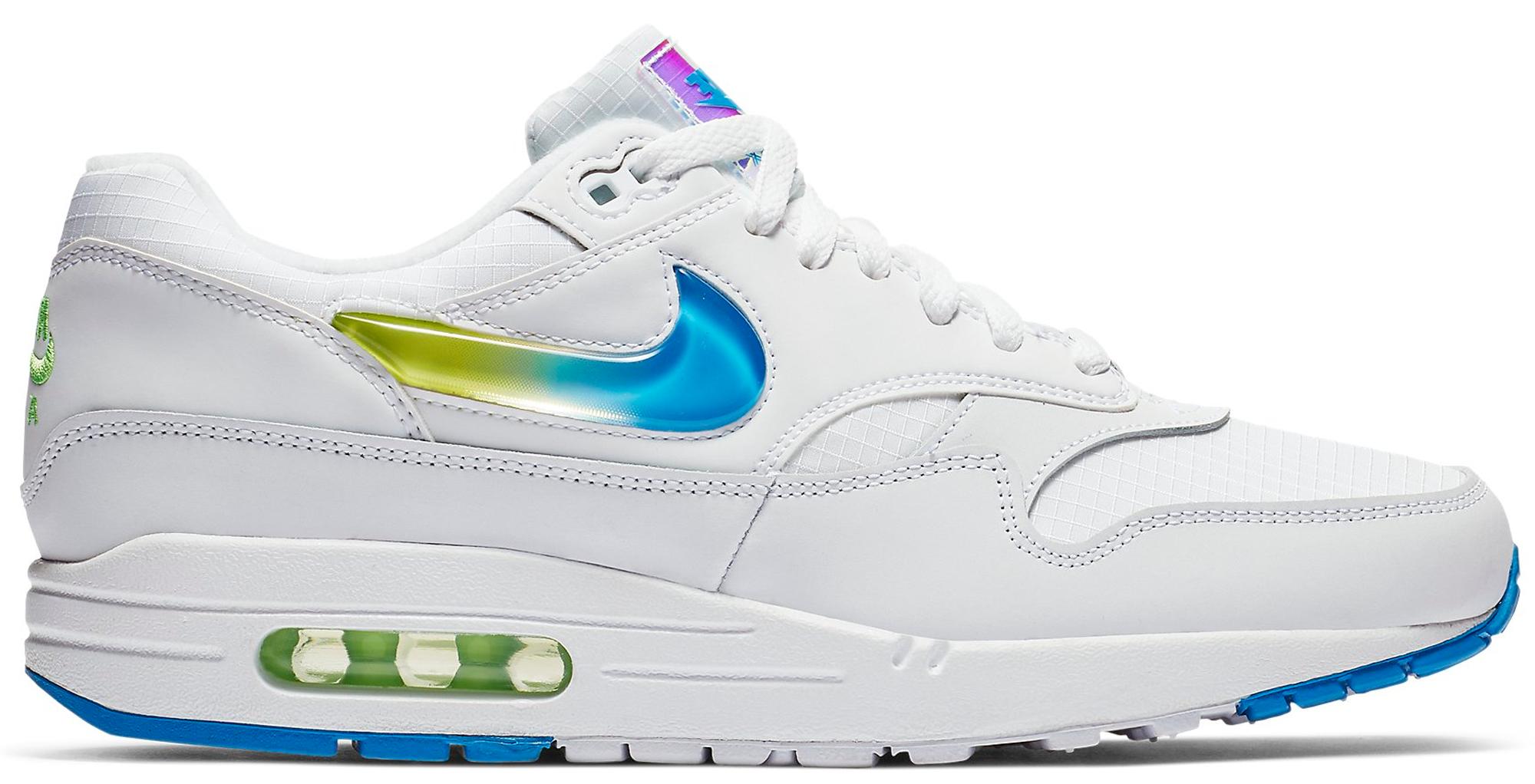 Nike Air Max 1 Jelly Jewel White
