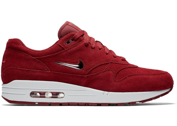 sneakers for cheap e82c5 d129a Air Max 1 Jewel Team Red - 918354-600