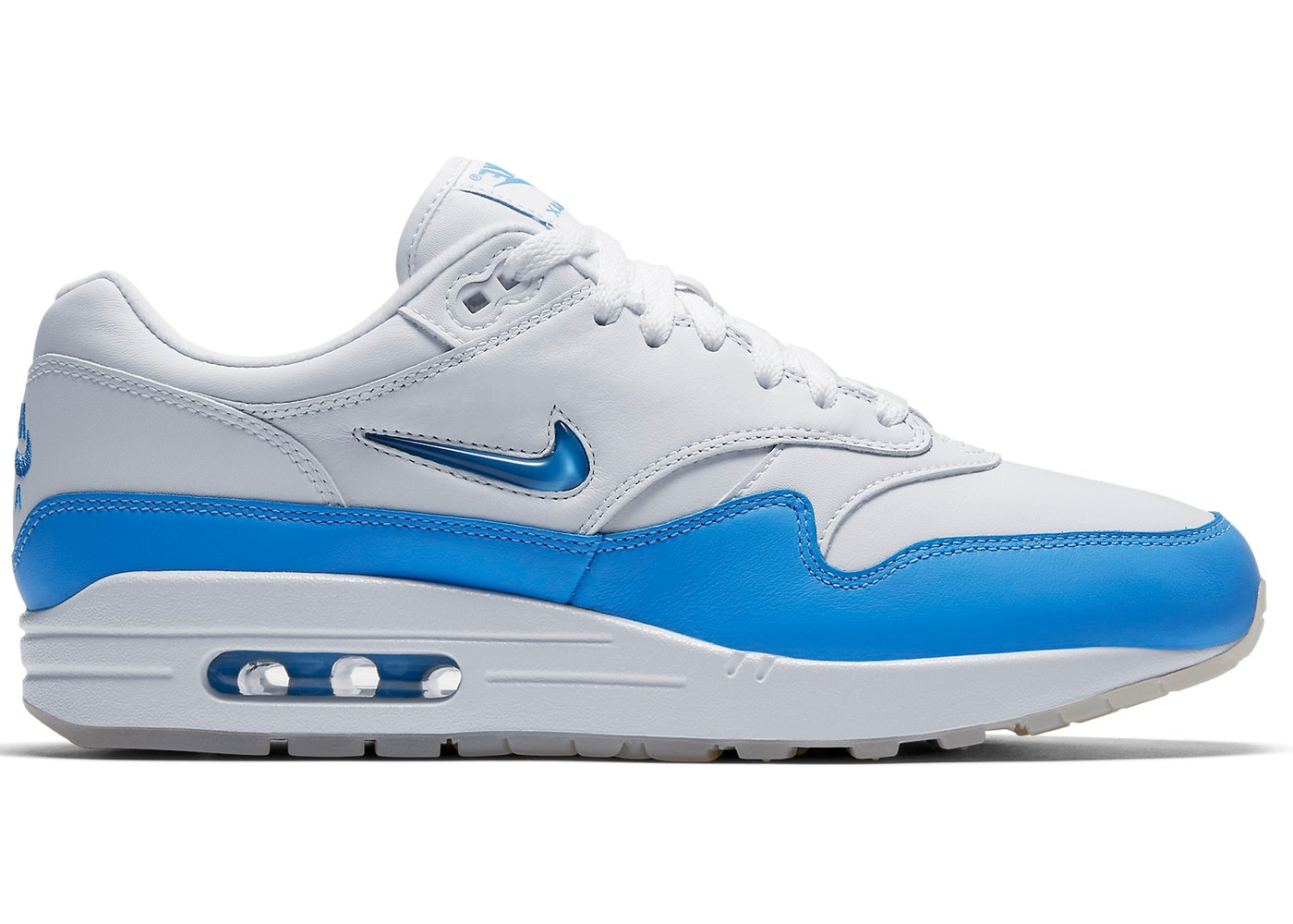 76aa1ab84c Sell. or Ask. Size 9. View All Bids. Air Max 1 Jewel University Blue