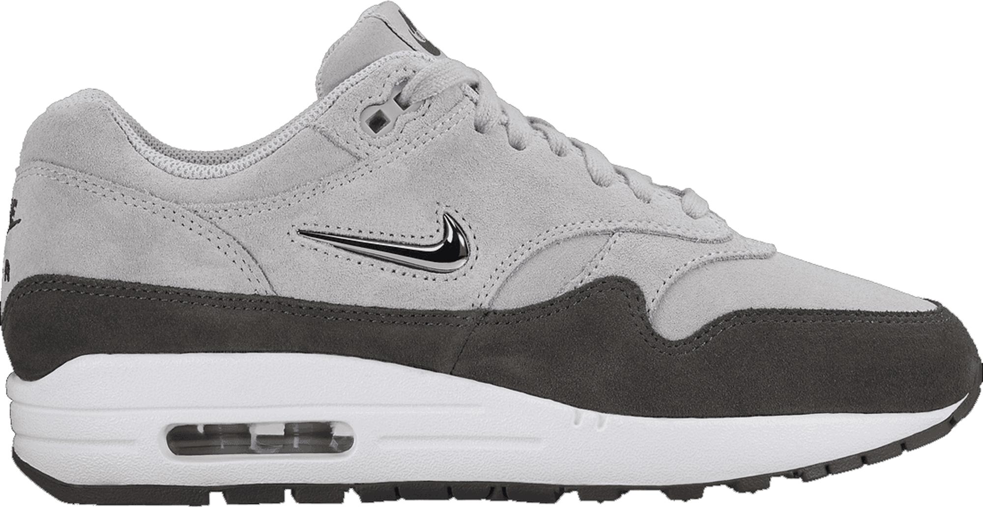 Nike Air Max 1 Jewel Wolf Grey (W
