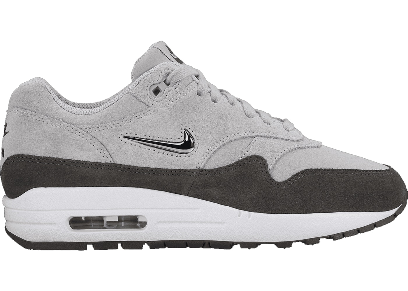 aaf2864b0a Sell. or Ask. Size: 9W. View All Bids. Air Max 1 Jewel Wolf Grey ...
