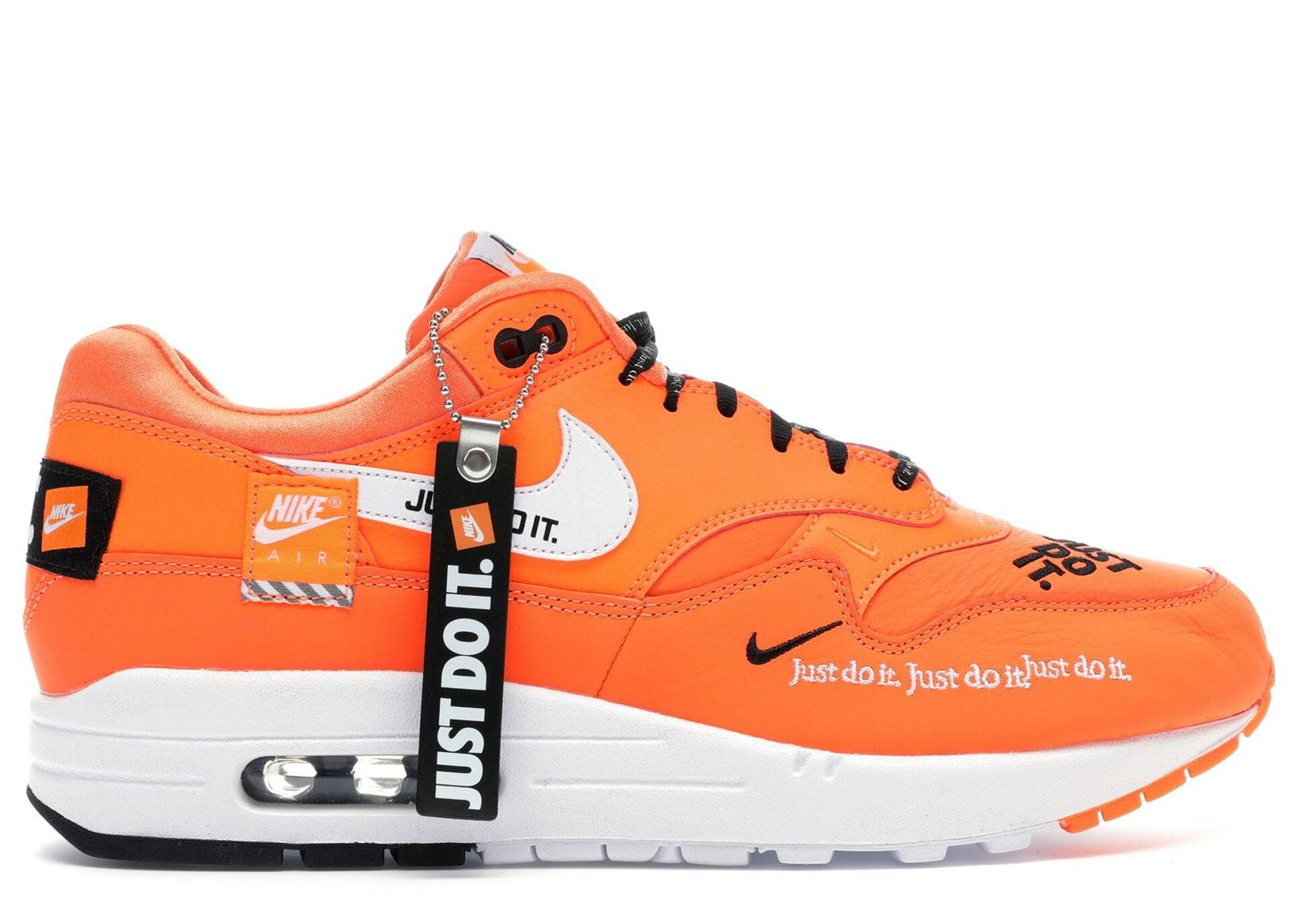 Air Max 1 Just Do It Orange (W)