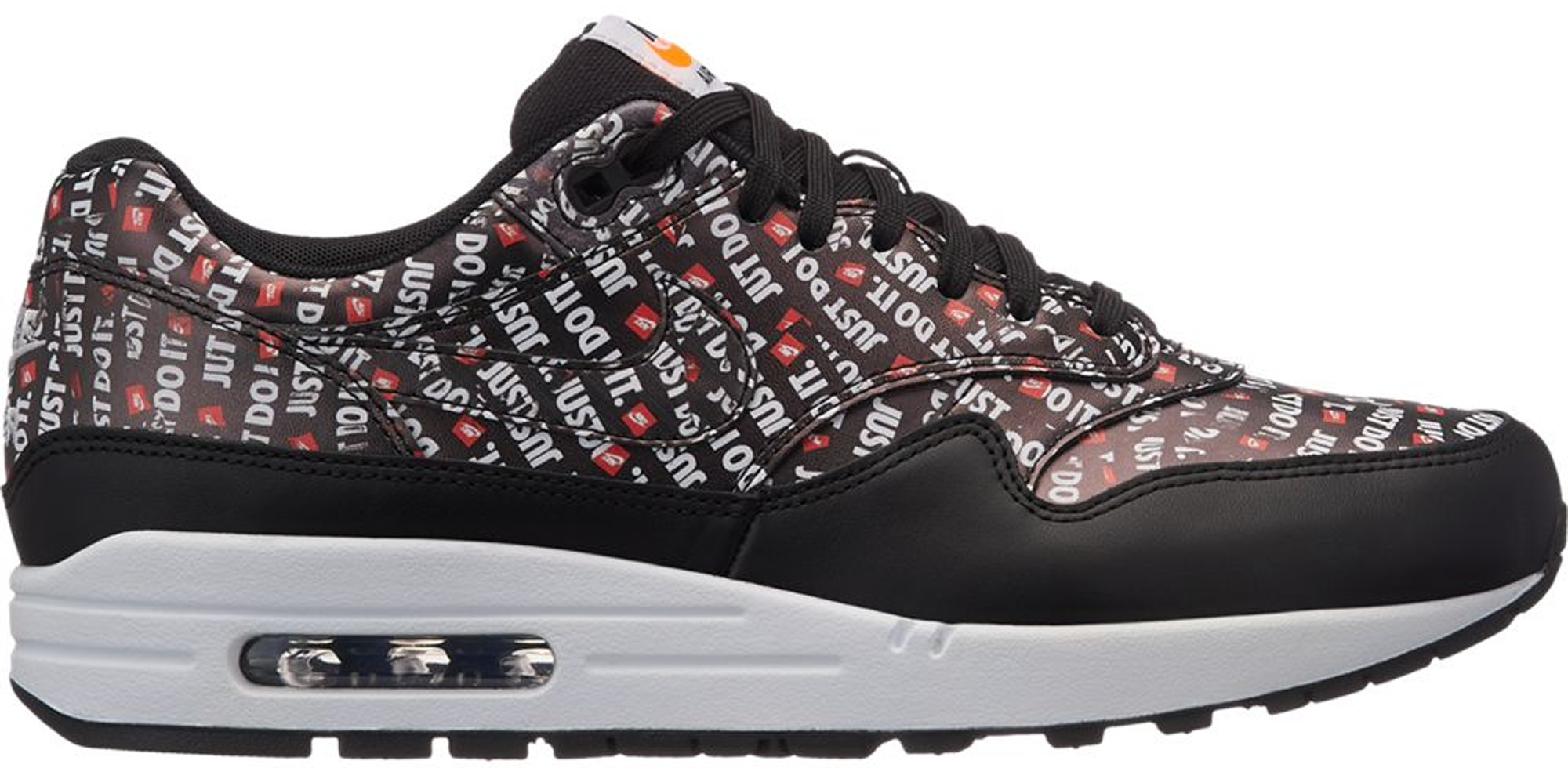 Air Max 1 Just Do It Pack Black