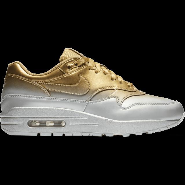 Nike Air Max 1 LX Metallic Gold