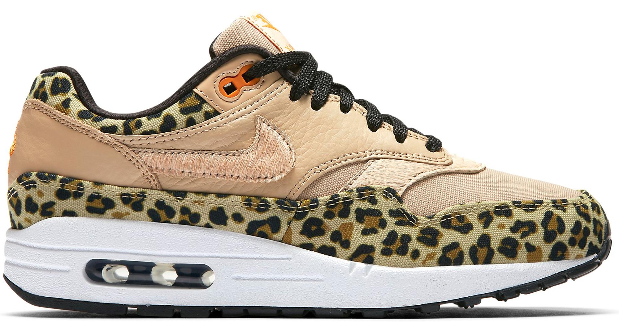 Air Max 1 Leopard (W)