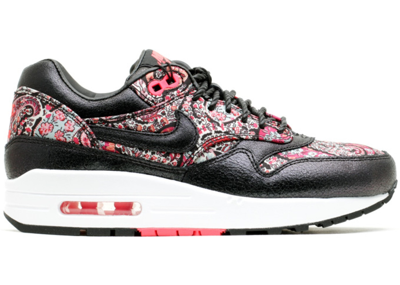 big sale eb7f9 b3c25 Air Max 1 Liberty Black Paisley (W) - 540855-006