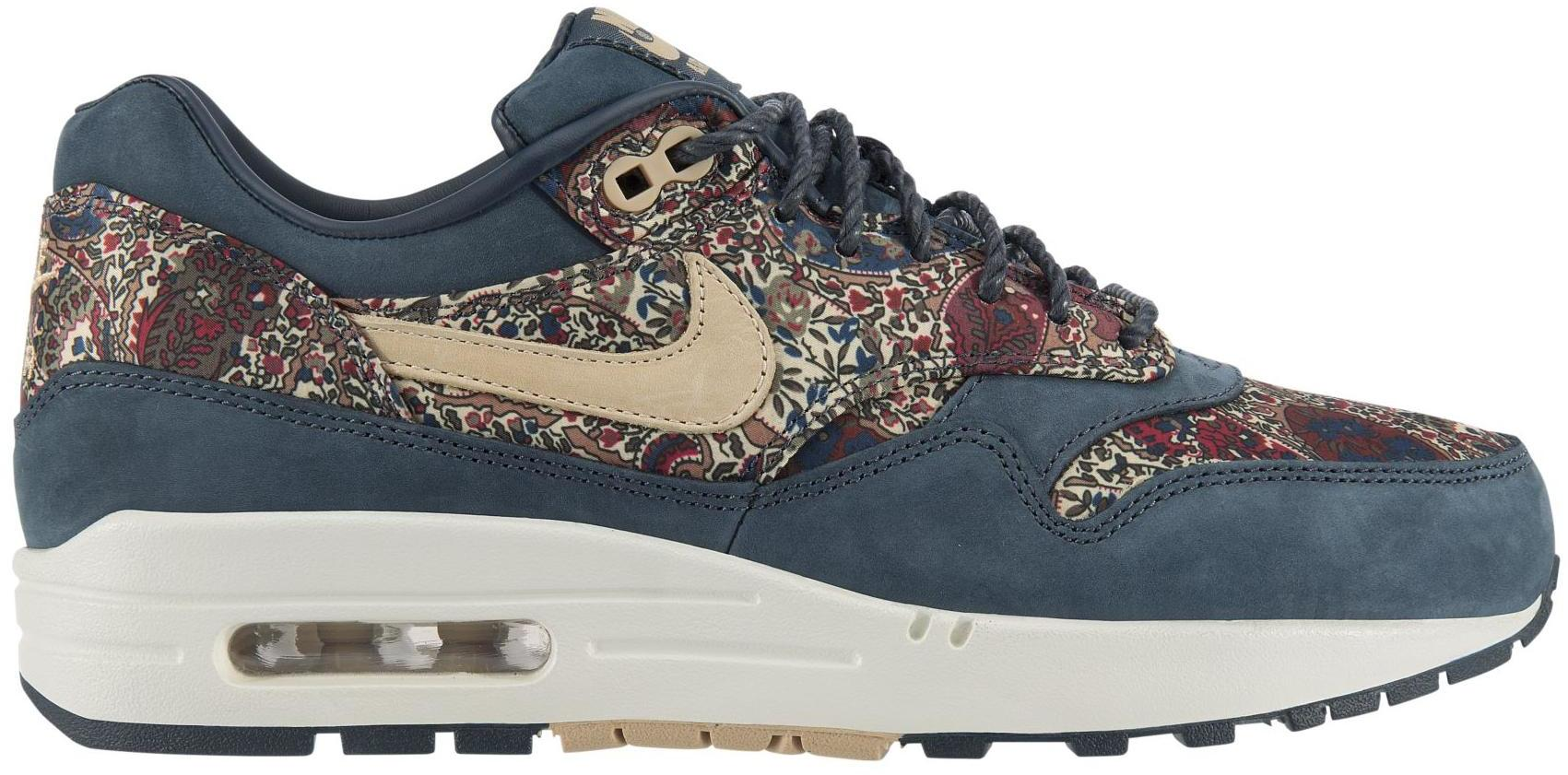 Air Max 1 Liberty London Red (GS)