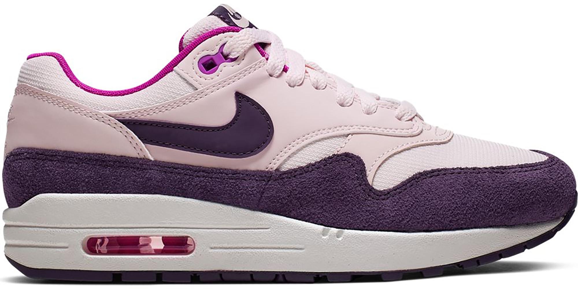 Nike Air Max 1 Light Soft Pink Grand