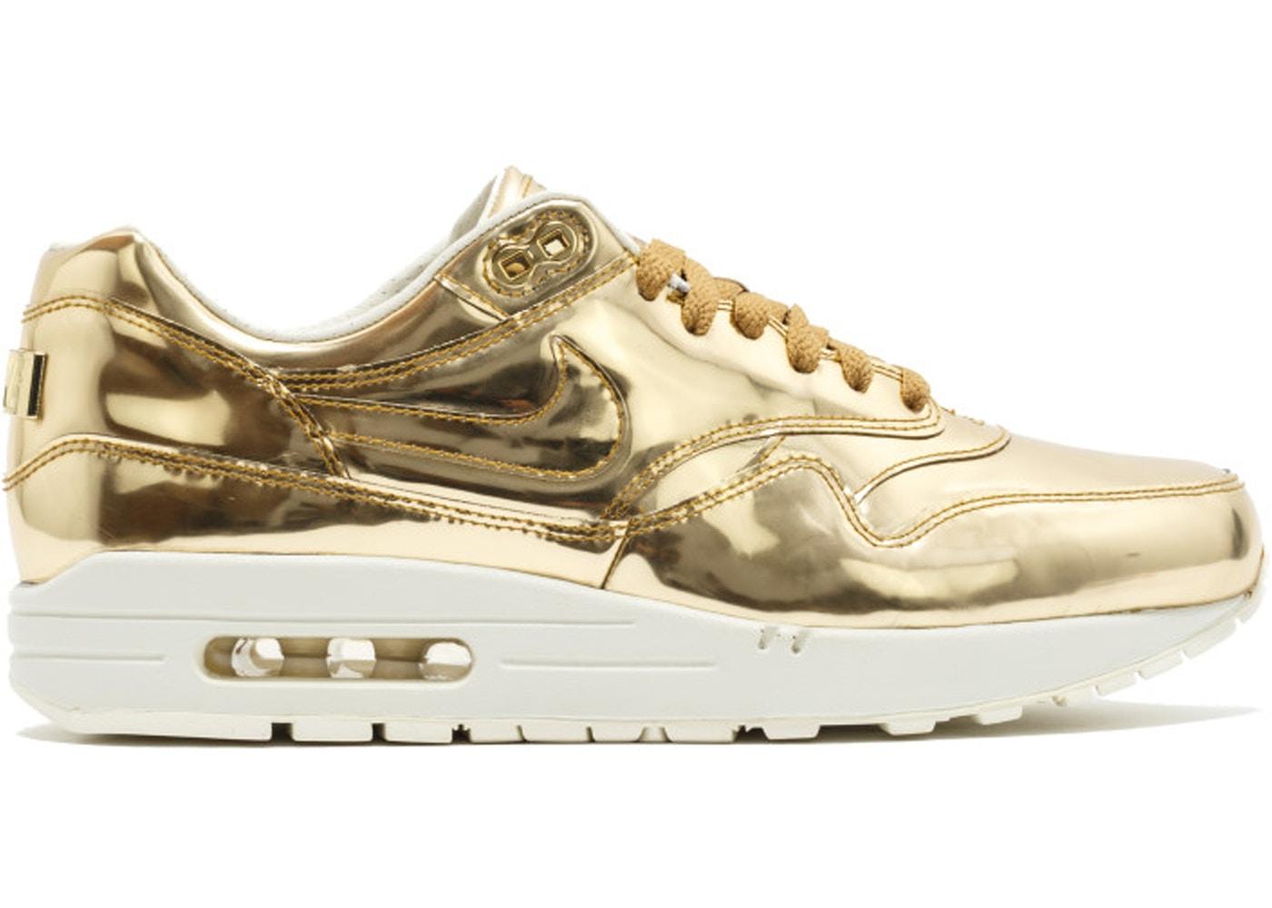 Air Max 1 'Liquid Gold' sneakers