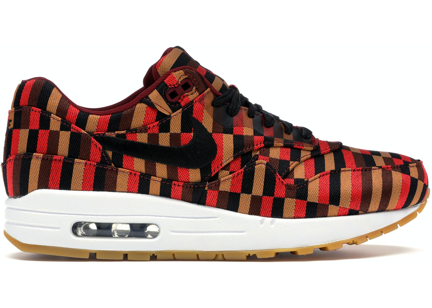 Nike Air Max 1 London Underground Roundel 651321 106
