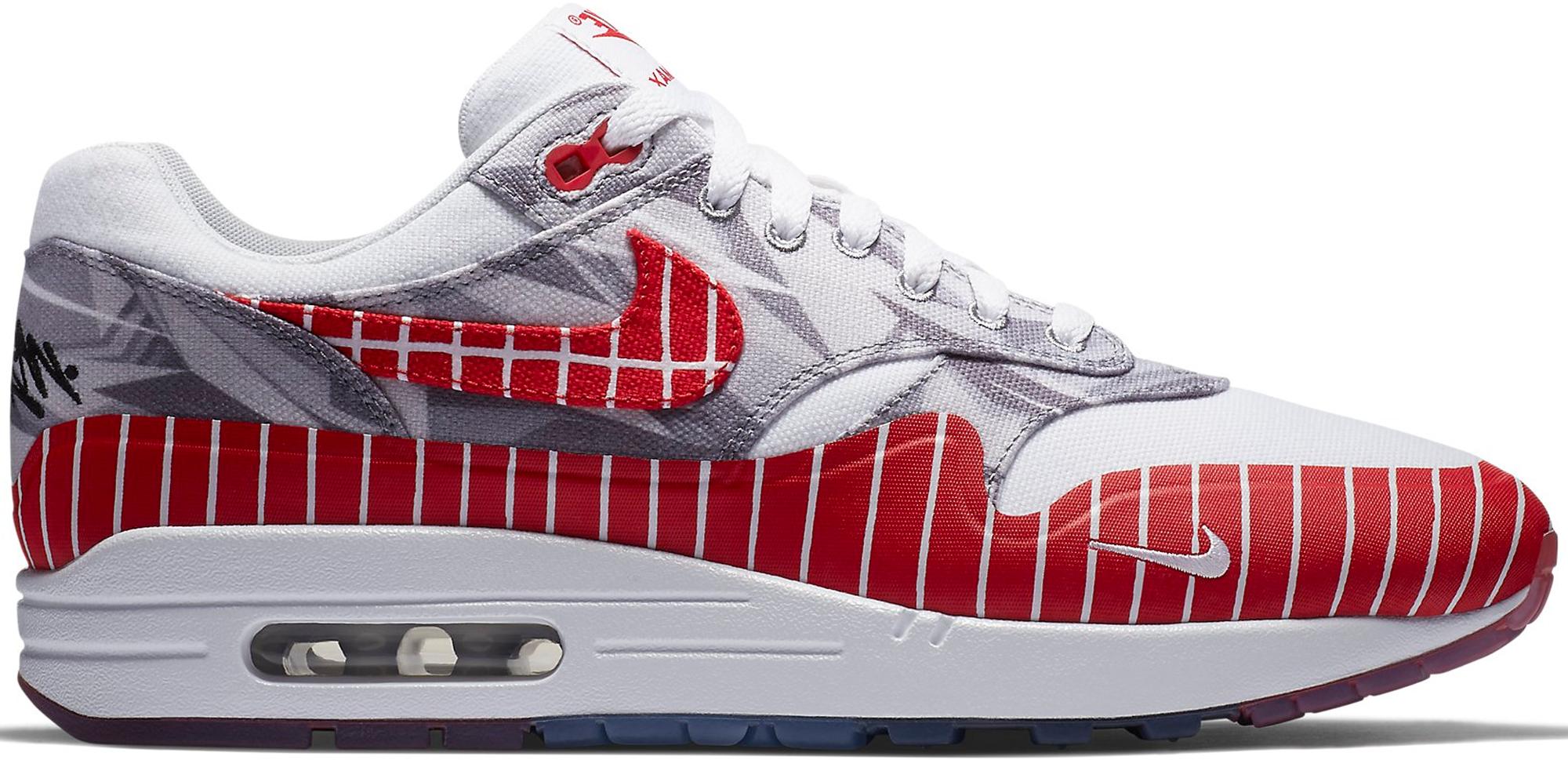 Pre-Owned Nike Air Max 1 X Wasafu Los