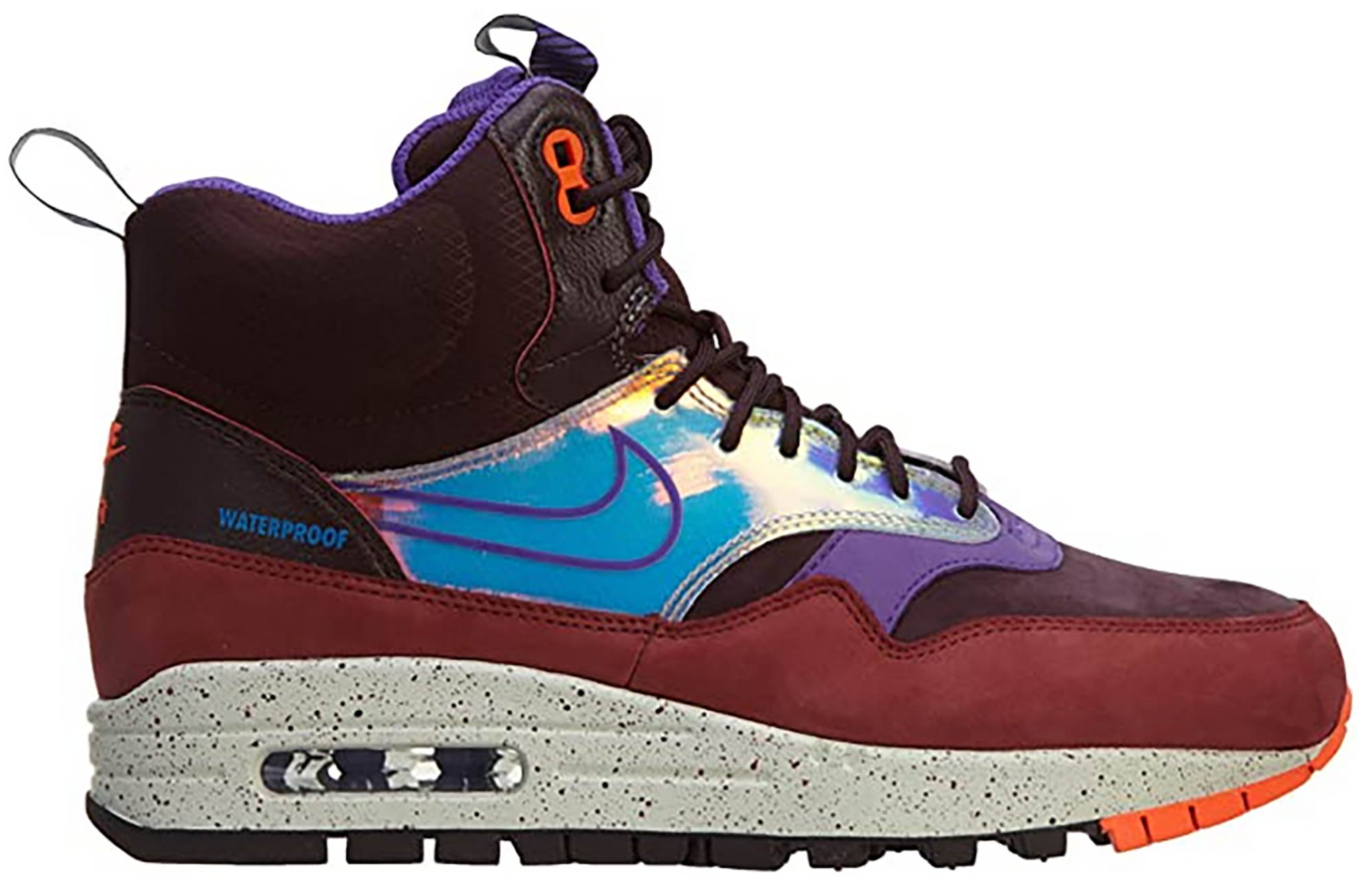Nike Air Max 1 Mid Sneakerboot Deep