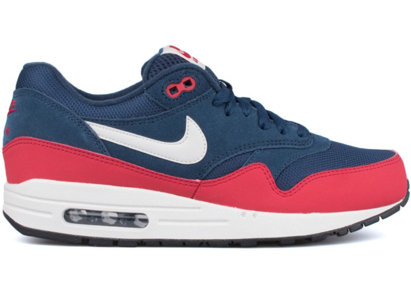new concept ae96f 86029 Sell. or Ask. Size  11.5. View All Bids. Air Max 1 Midnight Navy Red