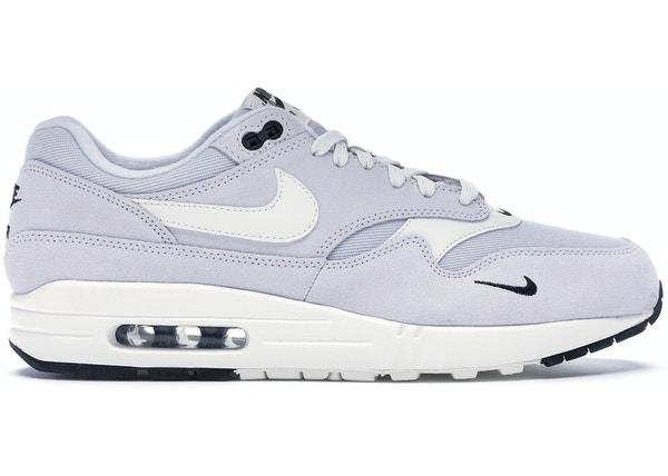 low priced 49d09 26847 Air Max 1 Mini Swoosh Pure Platinum