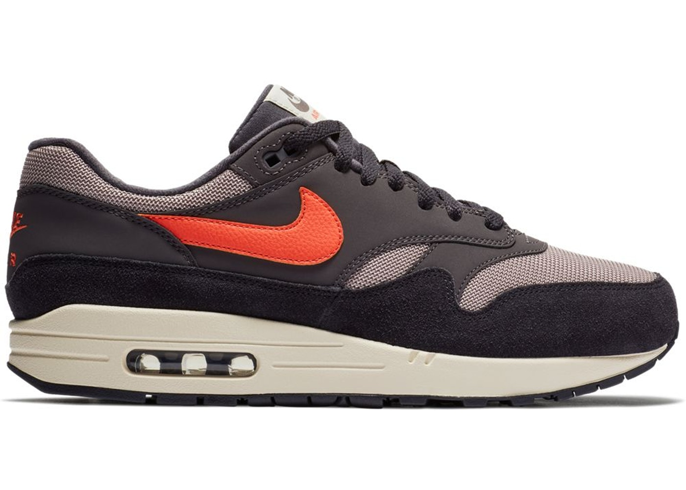 4a2f6a55a8 Air Max 1 Oil Grey Wild Mango - AH8145-004