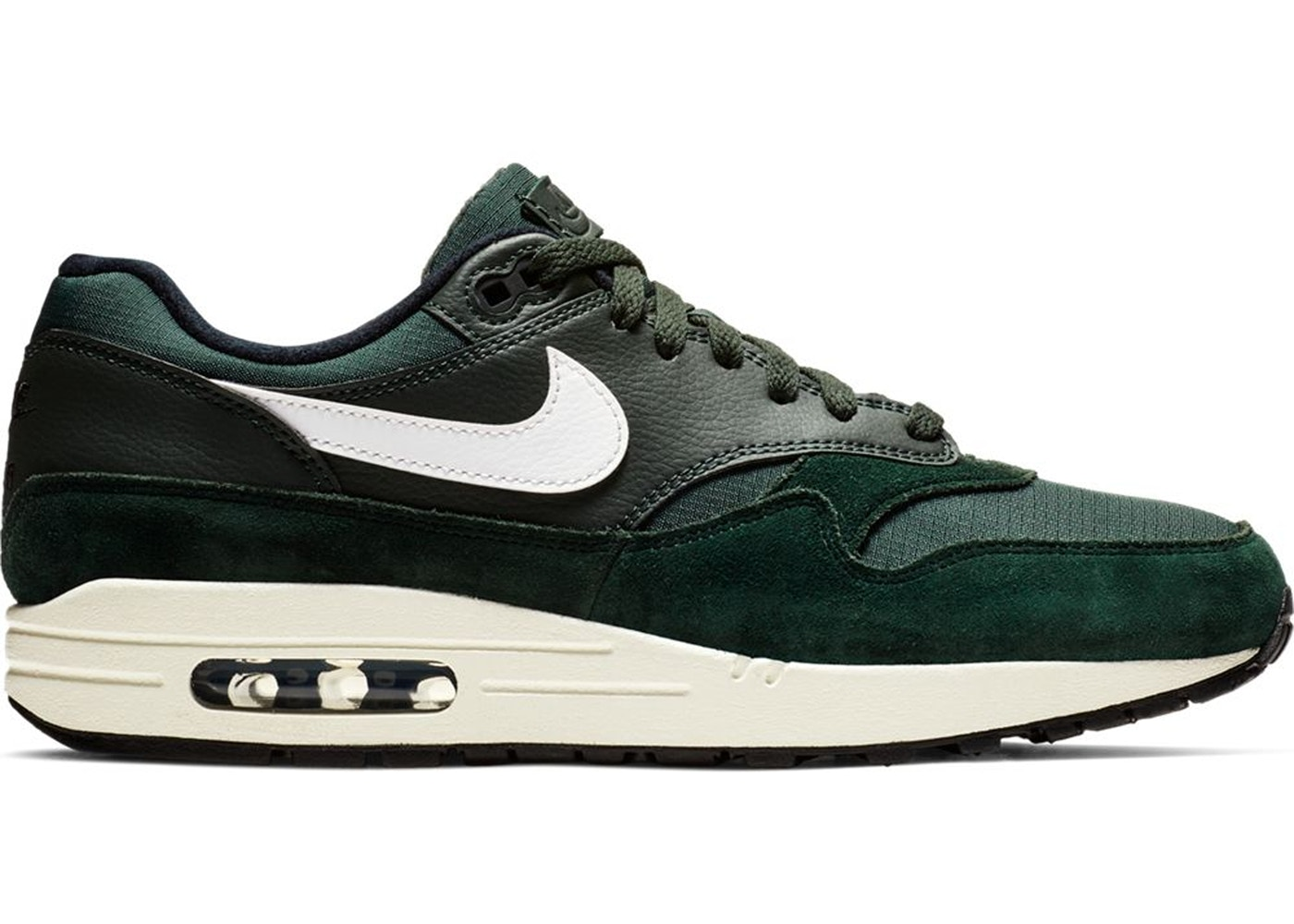 brand new 106b2 59777 Air Max 1 Outdoor Green