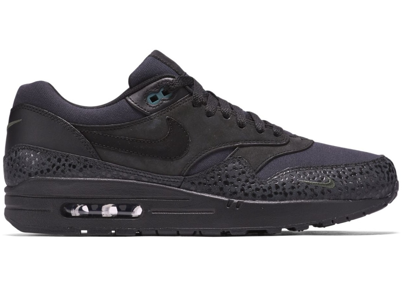 best service 2ff30 d4aea Air Max 1 BlackBlack-Bonsai - 512033-030