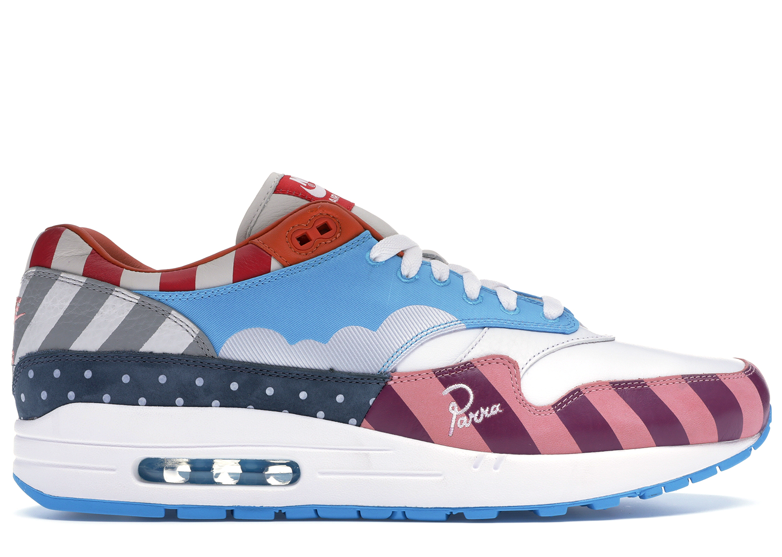 Air Max 1 Parra 2018 (Friends & Family)