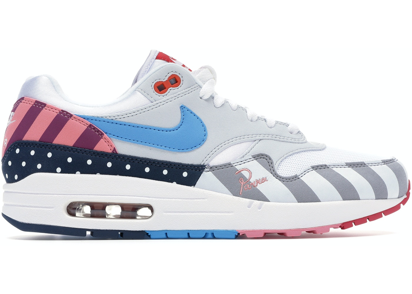 separation shoes 21748 60a06 Air Max 1 Parra (2018)