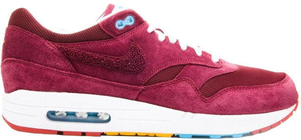 "Air Max 1 Parra Patta ""Cherrywood"""