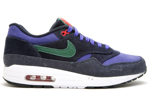 cheap for discount d14c4 ff3e6 Air Max 1 Patta 5th Anniv Denim