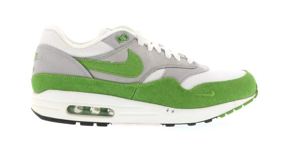 Nike Air Max 1 Patta 5th Anniv Green